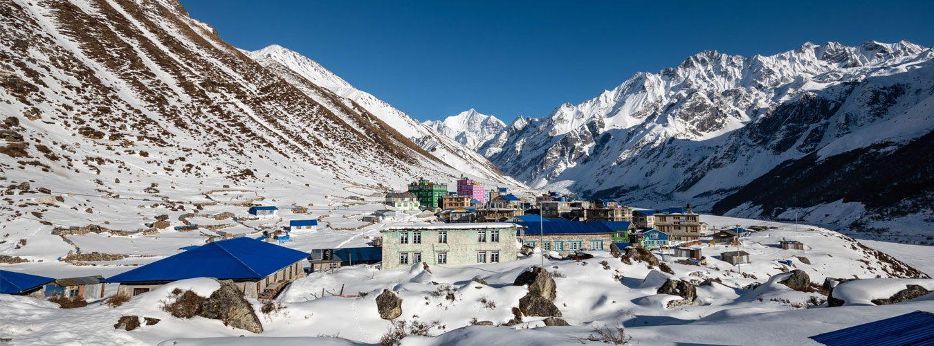 Kyanjin-Gomba-Village