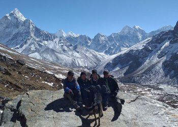 Nepal Gokyo Trek 14 days