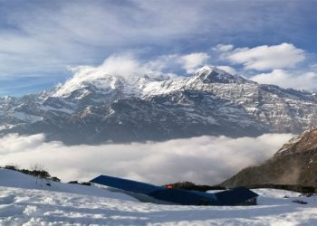 Annapurna circuit trek 19 days