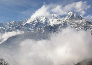 Annapurna circuit trekking 10 days