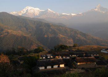 Annapurna Panchase trek 7 days