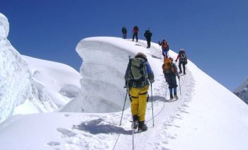 Nepal Climbing Package