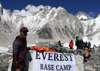 Mt Everest Base camp trek 11 days