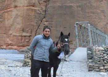 Mustang-Horse-Trek