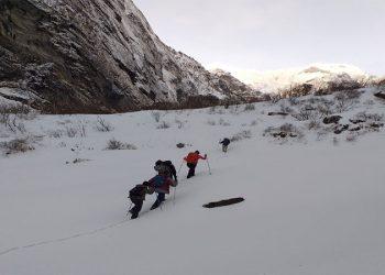 Nepal Annapurna Base Camp Trek 9 days