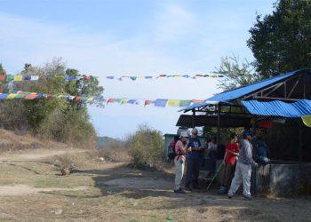 Nepal Kathmandu trek 3 days