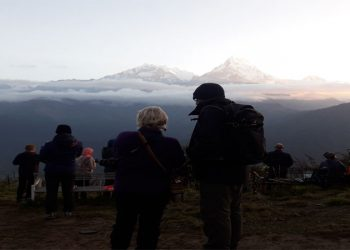 Nepal Poon hill trek 6 days