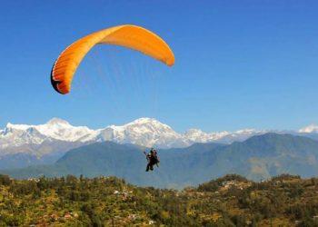 Kathmandu Paragliding Pokhara