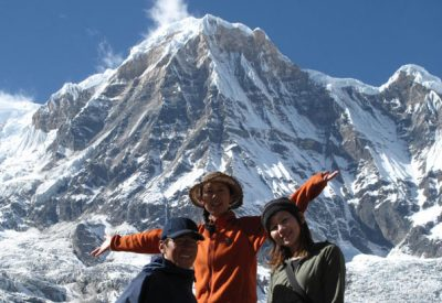 Kathmandu Ghandruk trek 5 days