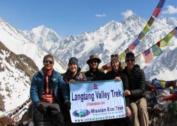 Langtang Valley Trek 7 days