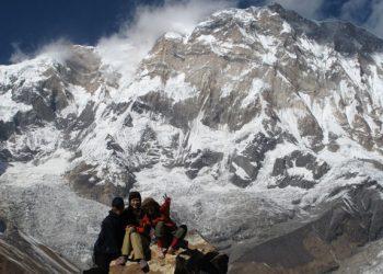 Everest 2 high passes trek 16 days