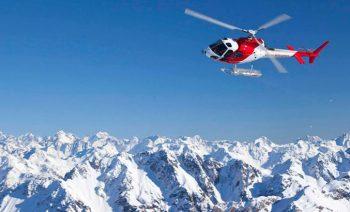 Nepal Helicopter Trek