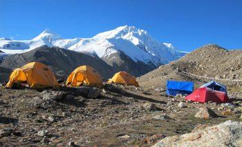 Tibet Climbing Package