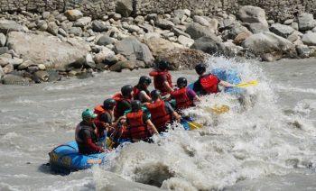 Nepal Rafting Package