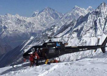 Everest Helicopter Trek