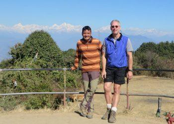 kathmandu nagarkot day tour