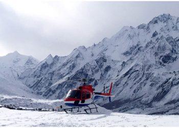 Langtang-Helicopter-Trek
