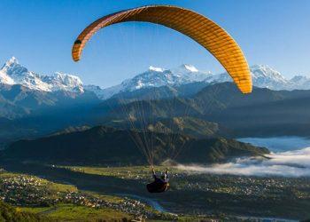 Pokhara-Paragliding-Tour