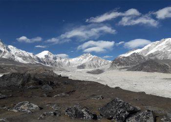 Everest Base Camp Gokyo trek 17 days