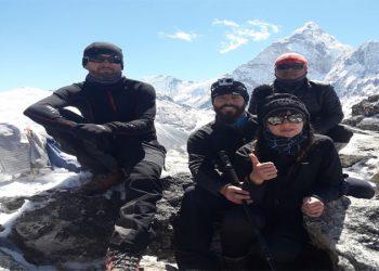 Everest Kalapathar Gokyo Trek 16 days