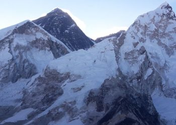 Everest Renjo La Pass Trek 11 days