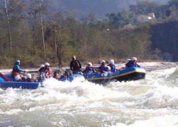 Arun-river-rafting