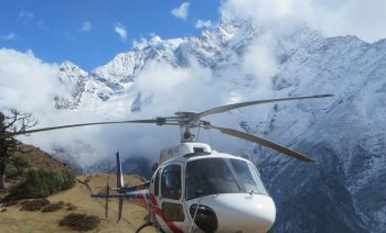 Nepal Helicopter Package