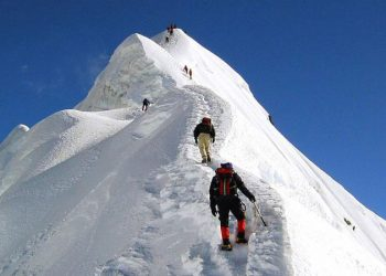 Hiunchuli-Peak-Climbing