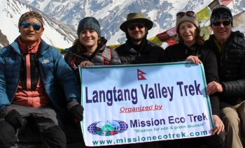 Langtang Trekking Package
