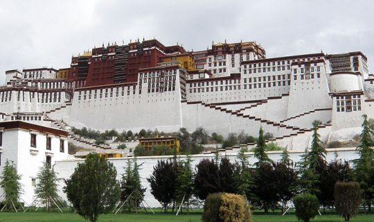 Lhasa-Potala-Palace