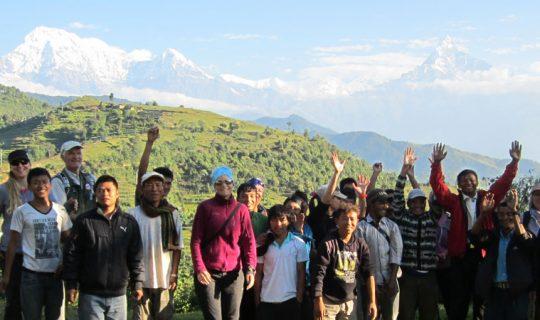 Pokhara-Trekking