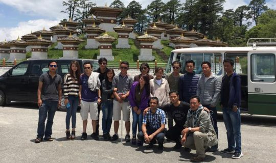 bhutan-dochu-la-pass